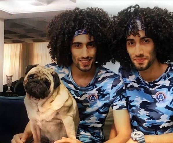 رحمان رحیم پایتخت با موهای خاص بامزه شون+عکس