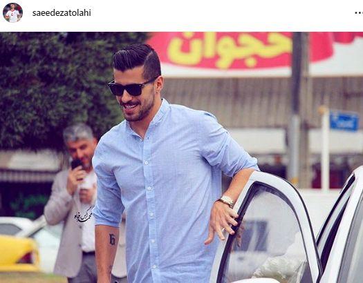 سعید عزتاللهی پای حق ایستاده است