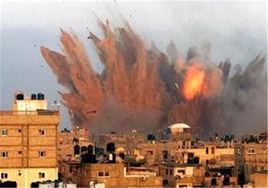 یمن به عربستان موشک شلیک کرد