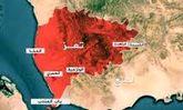 حمله مسلحانه مزدور سعودی به بازار تعز