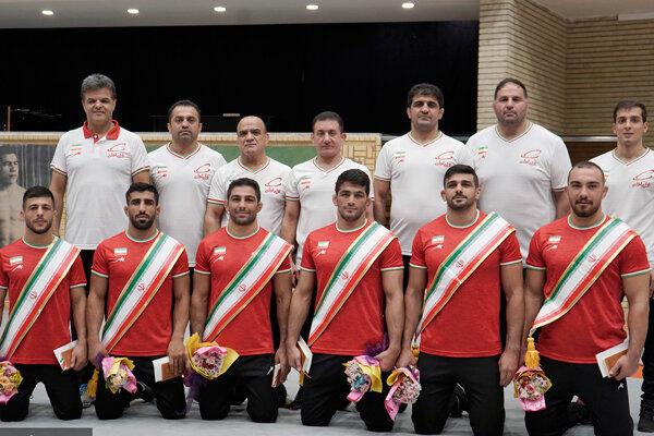 پایان کار کشتی آزاد ایران در المپیک 2021 با دو مدال نقره و برنز در ۶ وزن !
