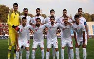 پخش زنده بازی های تیم ملی فوتبال