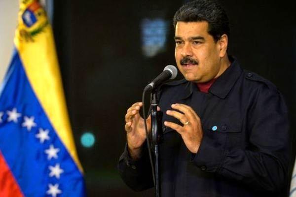 «نیکلاس مادورو» وارد مسکو شد