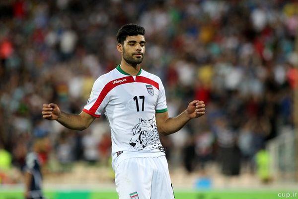 طارمی خیال هواداران را بابت حضورش در بازی با مراکش راحت کرد+عکس