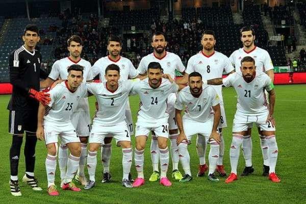 بررسی تیم ملی ایران از نگاه یک سایت انگلیسی
