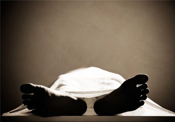 مرگ مشکوک جوانی که نایلون روی سرش کشیده شده بود