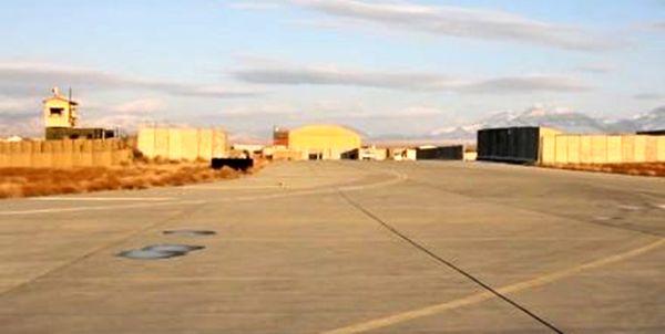 تخلیه یک پایگاه بزرگ در شرق افغانستان از نظامیان آمریکایی