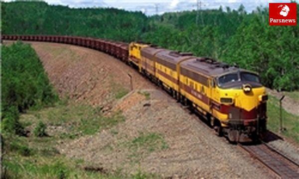 اتصال راهآهن از خلیج فارس تا چین