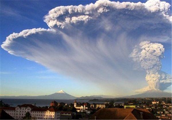 احتمال فعالیت آتشفشان دماوند وجود دارد