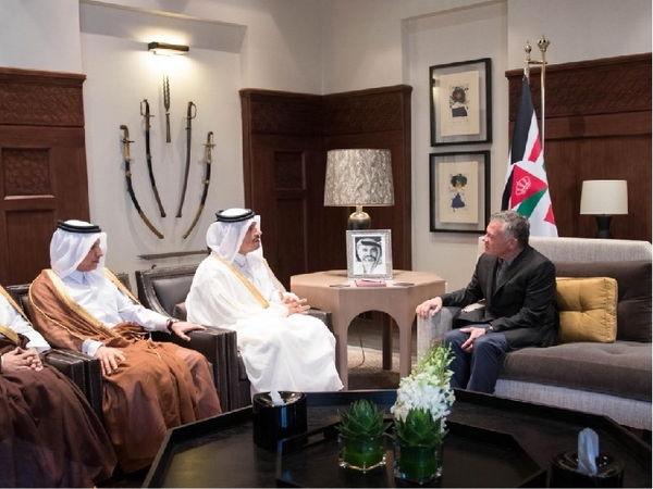 پس از سفر وزیر خارجه قطر به امان؛ قطر به هزاران جوان اردنی کارمیدهد