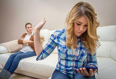 خانواده و بحران های نوجوانی