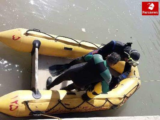 جسد دومین کودک غرق شده در کانال دنارت اصفهان پیدا شد