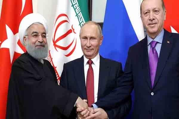 بیانیه ۸ کشور اروپایی پیرامون نشست سه جانبه ایران، روسیه و ترکیه