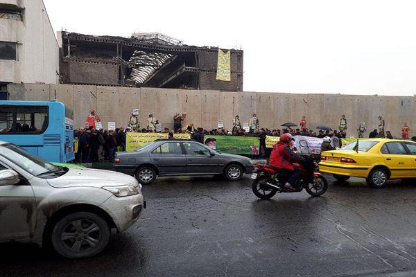 مشکل وام کسبه ساختمان پلاسکو با دستور ویژه استاندار تهران حل شد