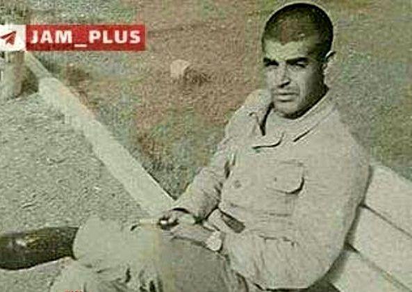 عکس دیده نشده از جوانی حمید لولایی