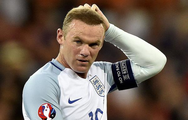 پیام رونی برای بازیکنان انگلیس