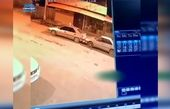 روش جدید سارقان برای دزدی ماشین+ فیلم