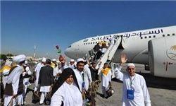 اعزام زائران 9 استان به حج از فرودگاه امام خمینی(ره)