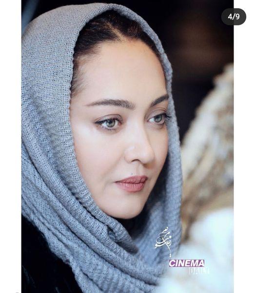 تقدیر از نیکی کریمی به عنوان سینماگر فعال در حوزه زنان  + عکس