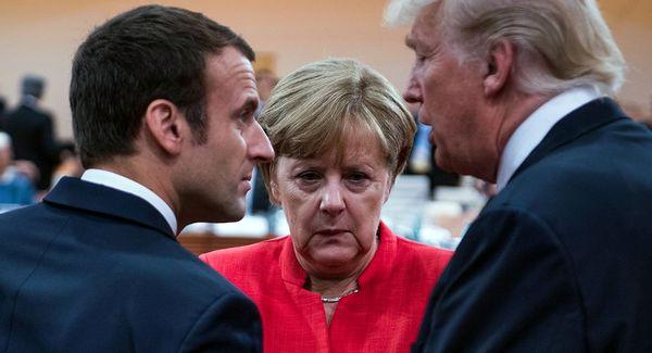 ترامپ ضربه ای جدی به روابط آمریکا و اروپا وارد کرد