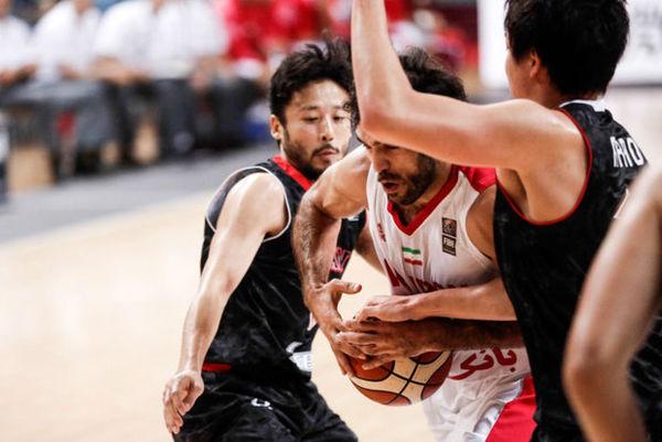 اعلام برنامه کامل دیدارهای بسکتبال در بازیهای آسیایی