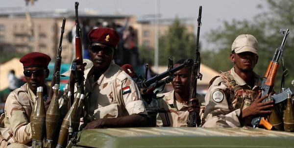 ارسال تجهیزات نظامی به مرز اتیوپی