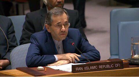 هشدار ایران به آمریکا درباره بازگرداندن تحریمها