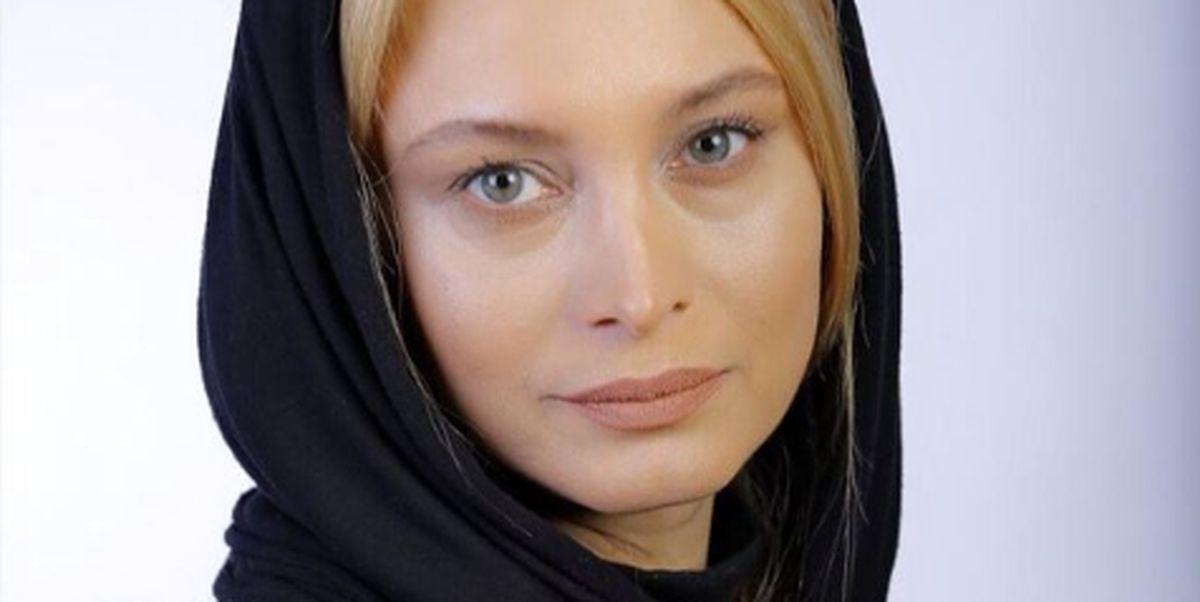 چهره جدید مریم کاویانی بعد از طلاقش + عکس