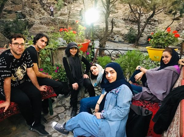 یه گاز کوچولو فقیهه سلطانی+عکس