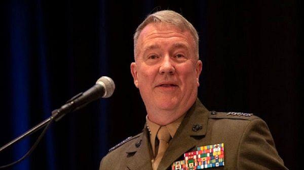 فرمانده سنتکام: هدف ایران وادار کردن آمریکا به ترک منطقه است