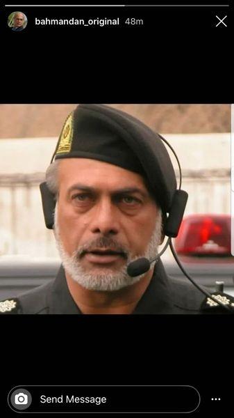 بهمندان در لباس پلیس + عکس