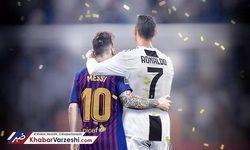 مقایسه مسی و رونالدو در لیگ قهرمانان