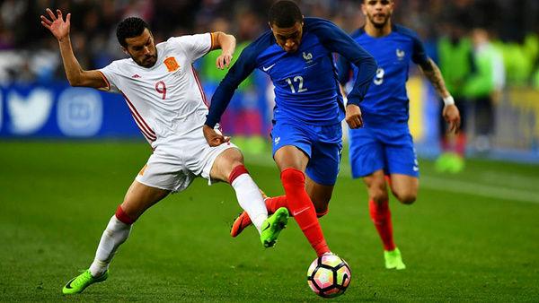 فرانسه به فینال جامجهانی رسید