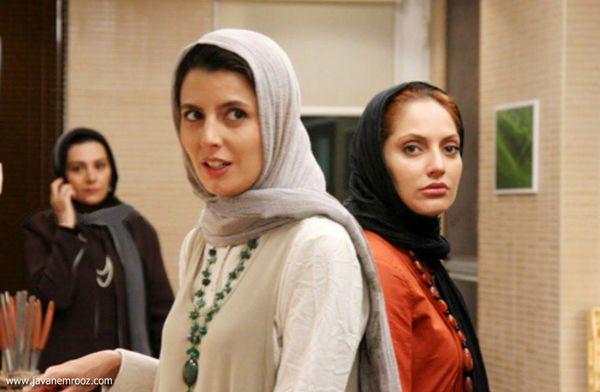 لیلا حاتمی به جای مهناز افشار!