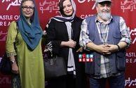 همسر سابق محمدرضا شریفی نیا و دخترش+عکس