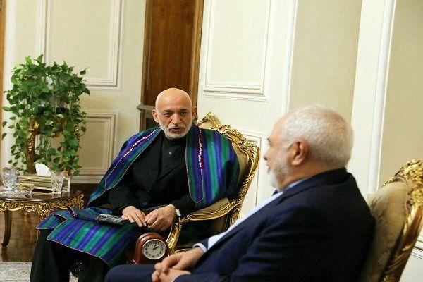 ایران از گفتگوهای صلح در افغانستان حمایت می کند
