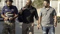آزادی مجید صالحی از زندان + عکس