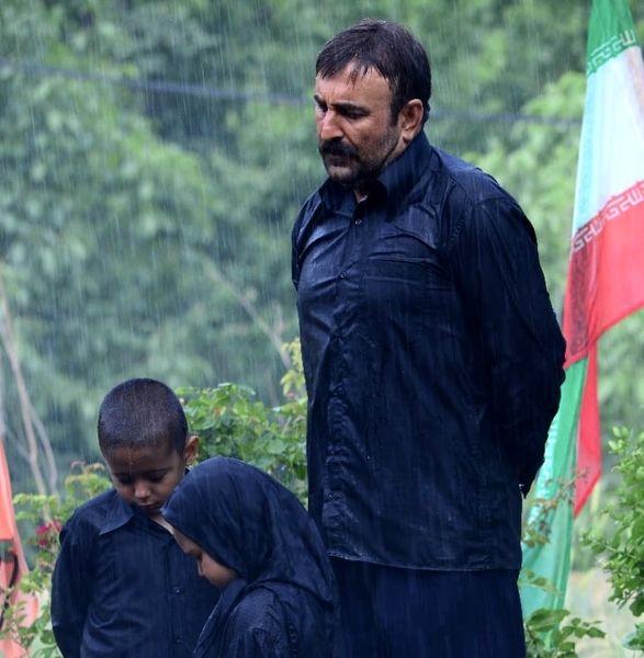 چهره غم زده مهران احمدی + عکس