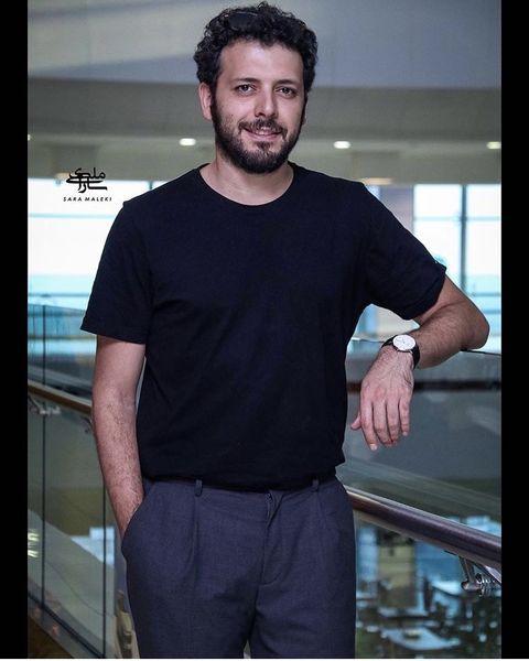 استایل ساده پدرام شریفی + عکس