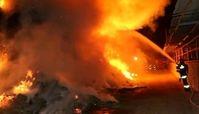 نجات فرزندان از آتش توسط مادر+ فیلم