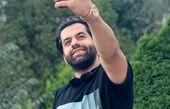 رضا بهرام در دل طبیعت + عکس