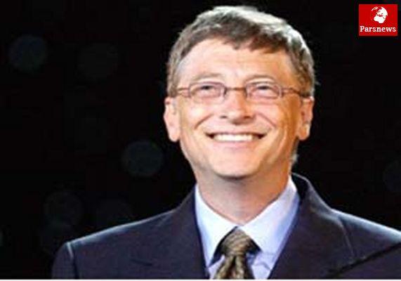 بیل گیتس یکبار دیگر بهعنوان ثروتمندترین مرد جهان انتخاب شد