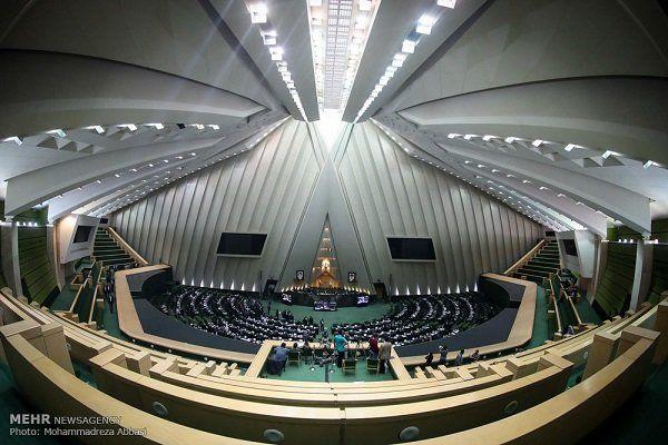 جلسه غیرعلنی مجلس برای بررسی بسته های اقتصادی باحضور نوبخت و حجتی