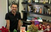 جشن تولد 49 سالگی امین حیایی