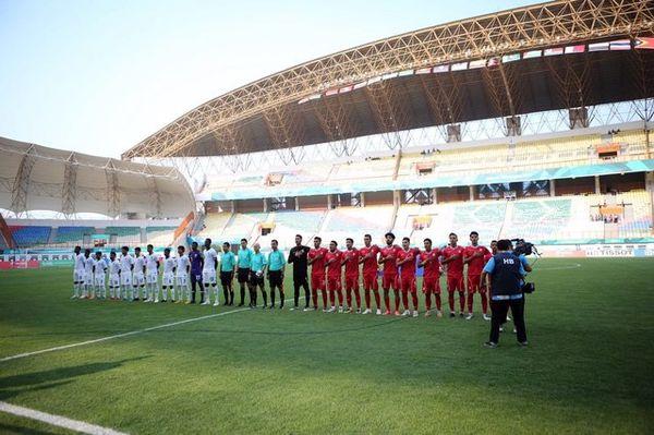 برنامه تمرینات تیم ملی فوتبال امید