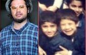 عکس کودکی بازیگر بمب نمکی