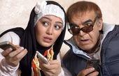 حمید لولایی در کنارزن مشهور سینمای ایران + عکس