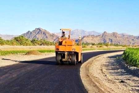 15 کیلومتر راه روستایی در همدان احداث شد
