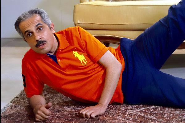 «لازانیا» با بازی جواد رضویان در شبکه نمایش خانگی