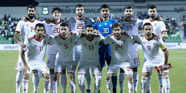 ایران با یک پله صعود در رده 29 جهان